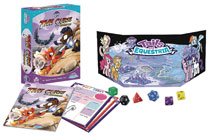Image: My Little Pony: Tales of Equestria RPG - Statuettes Adventure Story Box Set  - Ninja Division Games