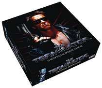 Image: Terminator Official Board Game  - Space Goat Publishing