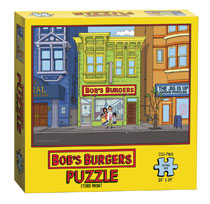 Image: Bobs Burger's Puzzle  - Usaopoly