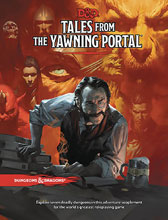 Image: D&D RPG: Tales from the Yawning Portal HC  - Wizards of The Coast