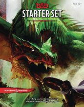 Image: D&D RPG: Starter Set  - Wizards of The Coast