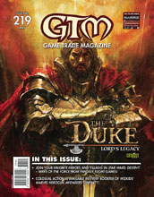 Image: Game Trade Magazine #221 - Diamond Publications