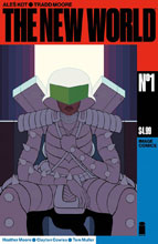 Image: New World #1 (cover A - Moore & Muller) - Image Comics