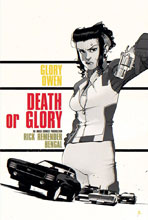 Image: Death or Glory #3 (cover A - Bengal) - Image Comics