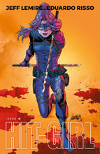 Image: Hit-Girl #6 (cover C - Liefeld) - Image Comics