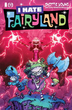 Image: I Hate Fairyland #20 (cover A - Young) - Image Comics