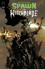 Image: Medieval Spawn / Witchblade #3 - Image Comics