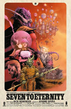 Image: Seven to Eternity #10 (cover A - Opena & Hollingsworth) - Image Comics
