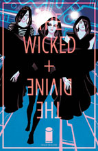 Image: Wicked & Divine #38 (cover B - Chiang) - Image Comics