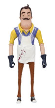 Image: Hello Neighbor the Neighbor Butcher Ver 5-inch Action Figure Case  - Tmp Toys / Mcfarlane's Toys