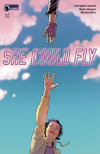 Image: She Could Fly #1 (Web Super Special) - Dark Horse Comics