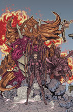 Image: Starcraft Scavengers #1 (cover B - Green) - Dark Horse Comics
