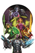 Image: Justice League Odyssey #1 - DC Comics
