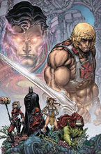 Image: Injustice vs. He-Man & The Masters of the Universe #1 (Web Super Special) - DC Comics