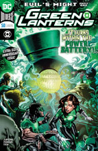 Image: Green Lanterns #50 - DC Comics
