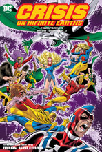 Image: Crisis on Infinite Earths Companion Deluxe Edition Vol. 01 HC  - DC Comics