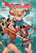 Image: DC Bombshells: The Deluxe Edition Book 01 HC  - DC Comics
