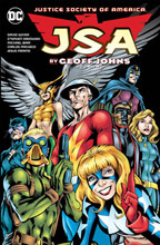 Image: JSA by Geoff Johns Book 02 SC  - DC Comics