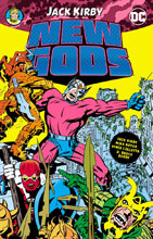 Image: New Gods by Jack Kirby SC  - DC Comics