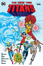 Image: New Teen Titans Vol. 09 SC  - DC Comics