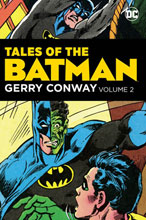Image: Tales of the Batman: Gerry Conway Vol. 02 HC  - DC Comics