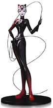 Image: DC Artists Alley Sho Murase PVC Figure: Catwoman  - DC Comics