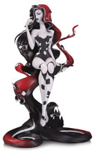 Image: DC Artists Alley Sho Murase PVC Figure: Poison Ivy  - DC Comics