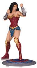 Image: DC Core PVC Statue: Wonder Woman  - DC Comics