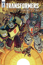 Image: Transformers: Unicron #2 (cover B - Raiz) - IDW Publishing