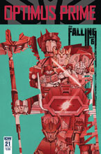 Image: Optimus Prime #21 (cover B - Coller) - IDW Publishing