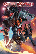 Image: Micronauts: Into the Microspace SC  - IDW Publishing