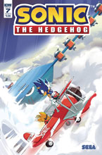 Image: Sonic the Hedgehog #7 (cover B - Thomas) - IDW Publishing