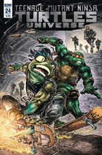 Image: Teenage Mutant Ninja Turtles Universe #24 (cover A - Williams II) - IDW Publishing