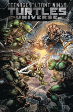 Image: Teenage Mutant Ninja Turtles Universe Vol. 04: Home SC  - IDW Publishing