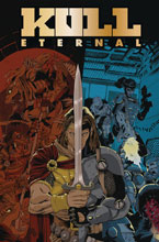 Image: Kull Eternal SC  - IDW Publishing