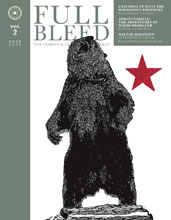 Image: Full Bleed Comics & Culture Quarterly Vol. 02 HC  - IDW Publishing