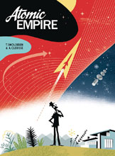Image: Atomic Empire HC  - IDW Publishing