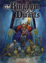 Image: Kingdom of the Dwarfs HC  - IDW Publishing