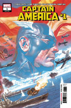 Image: Captain America #1 - Marvel Comics