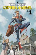 Image: Life of Captain Marvel #1 - Marvel Comics