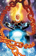 Image: Cosmic Ghost Rider #1 (variant cover - Deodato) - Marvel Comics