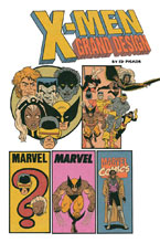 Image: X-Men: Grand Design - Second Genesis #1 (variant Corner Box cover - Ed Piskor) - Marvel Comics