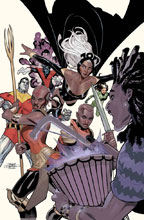 Image: Wakanda Forever: X-Men #1 - Marvel Comics