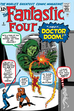 Image: True Believers: Fantastic Four vs. Doctor Doom #1 - Marvel Comics