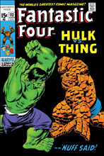 Image: True Believers: Fantastic Four - Hulk vs. Thing #1 - Marvel Comics