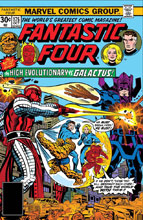 Image: True Believers: Fantastic Four - Galactus Hungers #1 - Marvel Comics