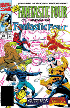 Image: True Believers: Fantastic Four vs. The New Fantastic Four #1 - Marvel Comics