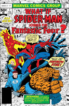 Image: True Believers: Fantastic Four - What If? #1 - Marvel Comics