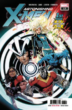 Image: Astonishing X-Men #13 - Marvel Comics