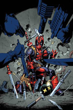 Image: Deadpool: Assassin #3 - Marvel Comics